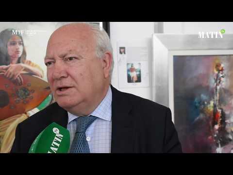 Video : Miguel Angel Moratinos s'exprime sur la régionalisation avancée