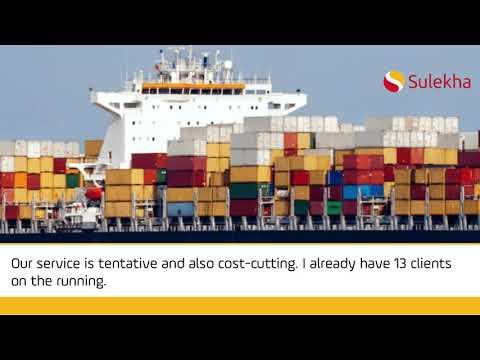 Shipping Companies in Mumbai, Cargo Services in Mumbai