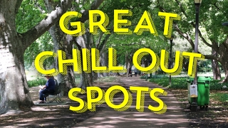GREAT CHILL-OUT SPOTS