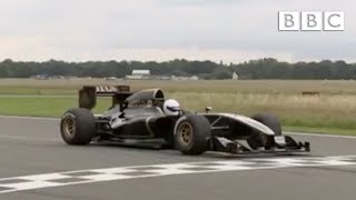 The Stig in the Lotus - Top Gear - Series 17 - Episode 6 - BBC Two