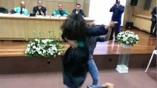 Rayanne Gois & Mychel Zafar - formatura-  AVI.avi