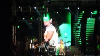 Ivete Sangalo canta Flor do Reggae na Expo Macaé 2013 200 anos