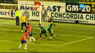 Cucu, aproape de gol cu Concordia Chiajna