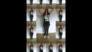 Watch me-minha primeira coreografia...