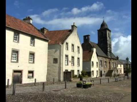 Culross West Fife Scotland