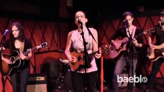 Ingrid Michaelson - Everybody (Live Rockwall Music Hall, Dallas 2010) HD