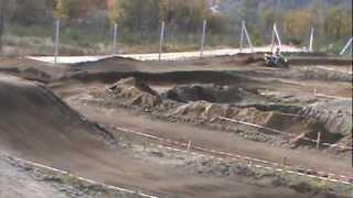 pista de Valadares, Baiao (treinos 09/12/2012)