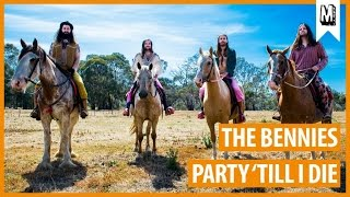 "The Bennies - ""Party 'Till I Die"""
