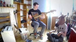 DEADPOOL RAP ! - Movie Version bass cover