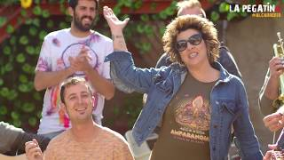 "La Pegatina & Amparanoia - #ALCARRER10 (""Camareiro"")"