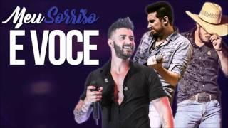 Meu Sorriso é Você  Bruno e Barreto Part Gusttavo Lima [ LANÇAMENTO 2017 ]