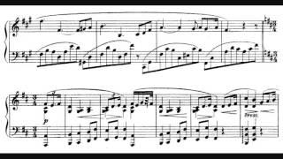 Scriabin, Impromptu op. 14 n. 2 (1895)