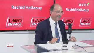 L'Info en Face éco avec Abdelkader Boukhriss