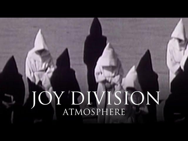 """Vídeo oficial de """"Atmosphere"""" de Joy Division"""