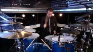 "X Factor 2010 Denmark - Jesper synger ""Dry Lips"" Dúné - Live show 3 [HD]"