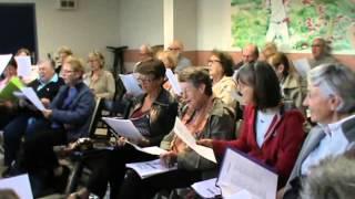 CantaSaubrigues 2015 - Les fêtes de Saubrigues