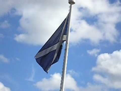 scottish flag movie.MOV