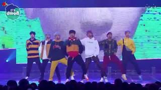 [Mirrored] BTS (방탄소년단) - ''Go Go'' Dance Practice 2