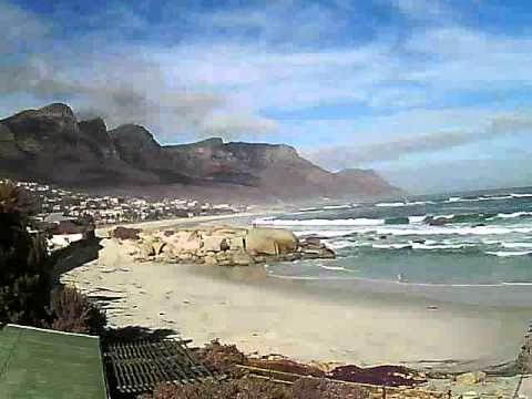 Timelapse Video – Glen Beach & Camps Bay – 02/06/2011