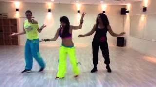 Crossfire ft.haila carnaval mundial zumba Tali Makhlis