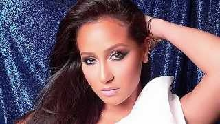"Adrienne Bailon - ""Don't Give Up On Us"""