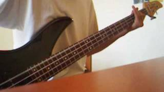 The Offspring - All I Want (Bass Cover)