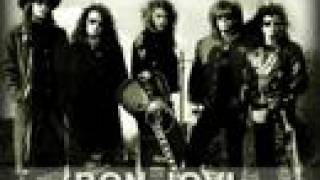 Bon Jovi- Edge Of A Broken Heart (Basement Demo)