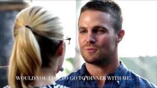 Jealous || Oliver & Felicity