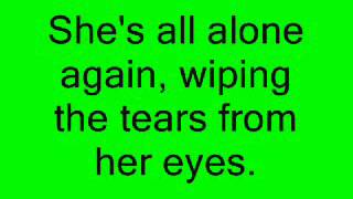 Green Day- Extraordinary Girl (word lyrics)