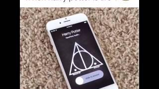 Harry potter Marimba ringtone / thank me later hehehe
