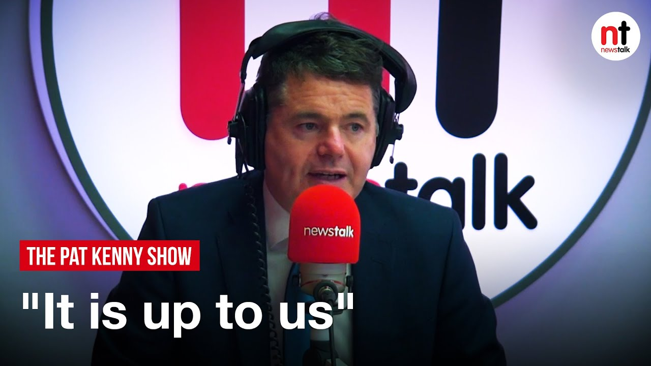 Ireland 'is not being Bullied' over Minimum Corporate Tax Rate – Pascal Donohoe