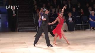 Amateur Latin Rumba - UK Open 2017