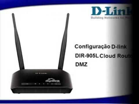 Configuração DMZ