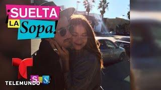 Ricky Montaner apoya a su novia Sofía Reyes en su carrera musical | Suelta La Sopa | Entretenimiento