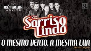"O MESMO VENTO A MESMA LUA - Grupo Sorriso Lindo - 8ºCD ""ALÉM DA VIDA AO VIVO"""