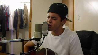 Angel Garcia - Cry me a river acoustic cover