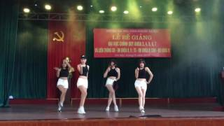 BBHMM dance by Blackpink cover by Junto dance crew LIVE STAGE
