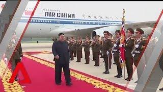 Trump-Kim summit: Hero's welcome for Kim Jong Un as he returns to Pyongyang width=