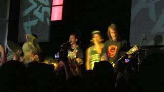 A Wilhelm Scream - The Soft Sell (HD Live São Paulo/Brazil - 05/06/2010)