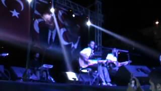 Grup Volkan - Çamlıyayla konseri - Hançer Gözler