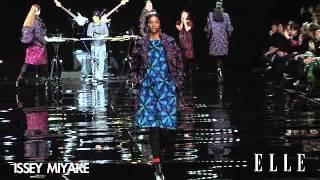 Issey Miyake. Paris Fashion Week. Otoño/ Invierno 2015-2016