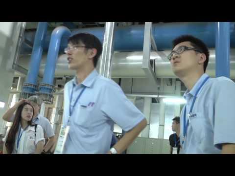 105節約能源績優觀摩研討會-明基材料股份有限公司南科分公司 (現場實地觀摩)
