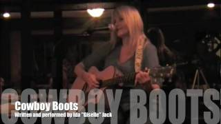 Cowboy Boots by Giselle at CSS006