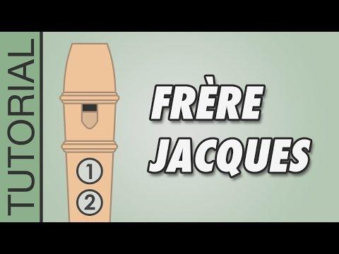 Comment jouer Frère Jacques à la flûte