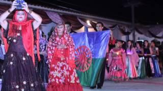 Festa Cigana Maio 2015, Espaço Cigano, Céu Azul, GO