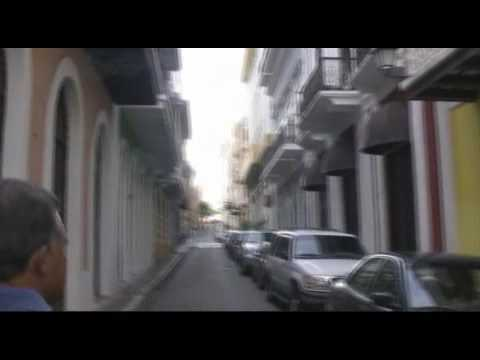 Puerto Rico Video Clips-Old San Juan 1