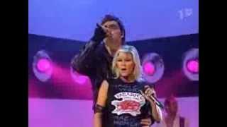 Günther feat. Samantha Fox - Touch Me (Live @ Trackslistan, 29/11/2004)