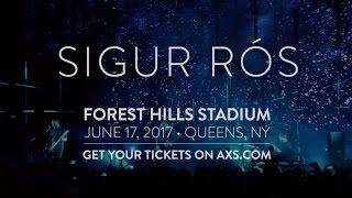 Sigur Rós at Forest Hills Stadium