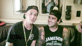 Sleeping With Sirens - TOUR PRANKS Ep. 225 [Warped Edition 2016]