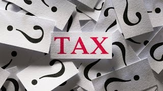 Business English: Corporate Tax 1/2